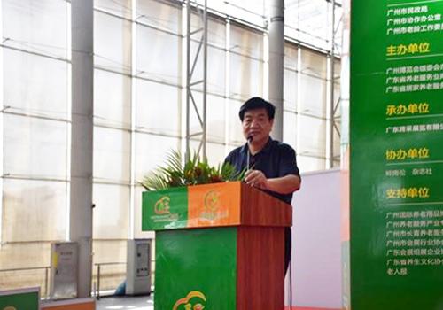 中国老龄科学研究中心副主任、全国养老服务业专家委员会副主任、《老龄科学研究》主编党俊武